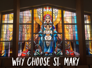 Why Choose St Mary
